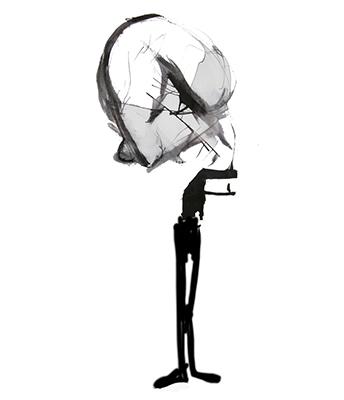 canard dit la grosse tête