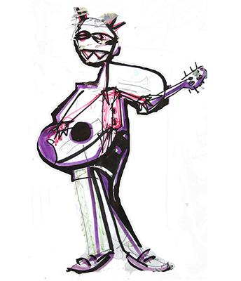 le prof de musique