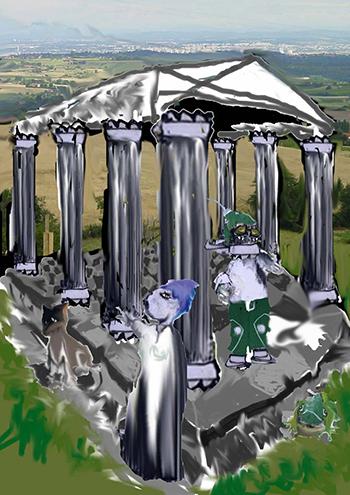 scene templex