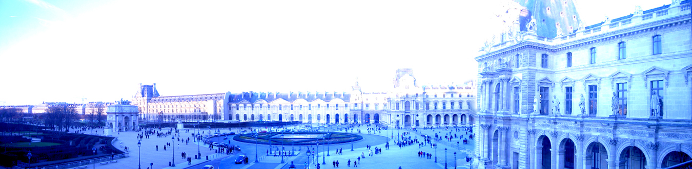 pano louvre grand