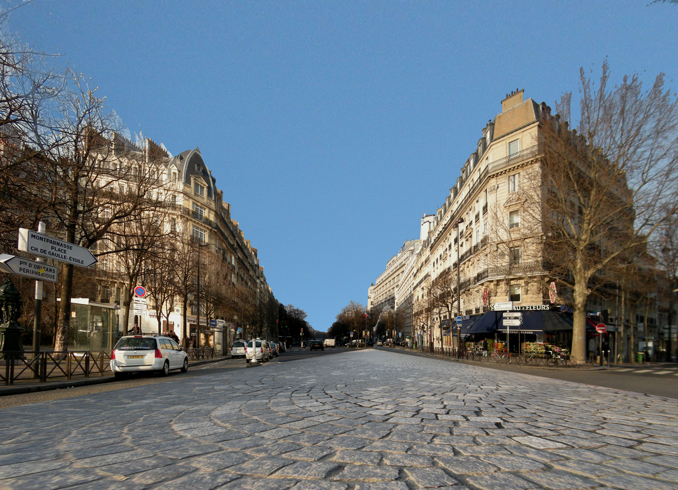 rue perspective grand