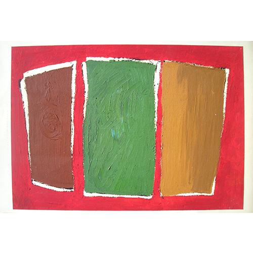 3 rectangles de couleur