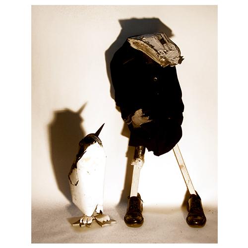 pinguin et croquemort